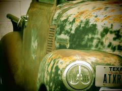 Rat Rod Chevy Truck - stock photo