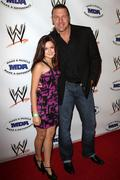 wwe summerslam kickoff party - stock photo