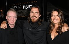 """the fighter"" los angeles premiere Stock Photos"