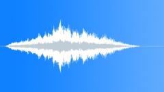 Alien emerging whizz - sound effect