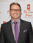 trevor live benefiting the trevor project - stock photo