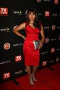 Stock Photo of suleka mathew.tv guide magazine's hot list party.held at the sls hotel.beverl