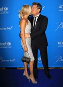 unicef ball honoring jerry weintraub. - stock photo