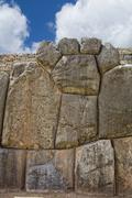 Inca wall Stock Photos
