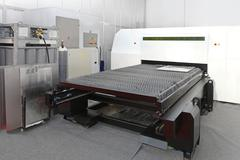 Stock Photo of metal fabrication