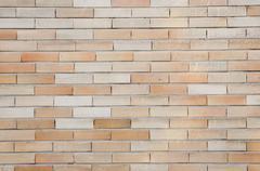 Terracotta tiles texture - stock photo