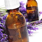 Stock Photo of natural remedies
