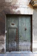 Medieval gate Stock Photos