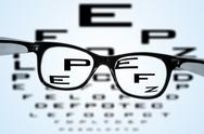 Stock Photo of eyeglasses
