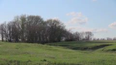 Kansas Flint Hills s1 Stock Footage