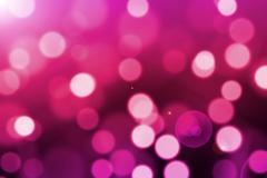 abstract  background with magic bokeh - stock illustration