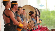 Stock Video Footage of Obon Festival Taiko 3