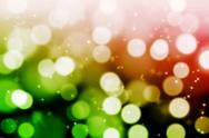 Stock Illustration of abstract magic bokeh background