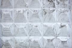 Concrete slab covered with lime Stock Photos