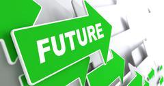 Future. Business Concept. - stock illustration