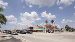 Treasure Island Florida Stock Footage