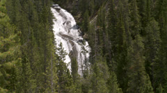 Yellowstone National Park Virginia Cascade 008 06-24-2013 Stock Footage