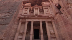 Stock Footage Jordan Israel - Petra Stock Footage