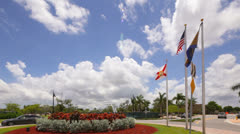 Downtown Doral Florida Stock Footage