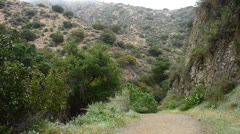 Hungry Valley Vehicular Recreation Area Stock Footage