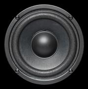 Stock Photo of audio speaker
