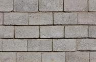 Background of bricks cinder block Stock Photos