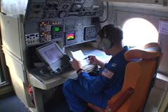 NOAA Hurricane Hunters Stock Footage
