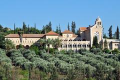 Travel photos of israel - latrun Stock Photos
