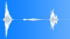 gorilla growl 006 - sound effect