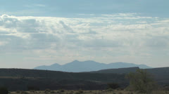 Utah Henry Mountains p4 Stock Footage