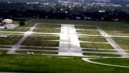 Stock Video Footage of Airport Runway, Flight, Aviation
