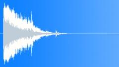 Bottle Crashes On Stone Floor, Break, Shards Flying, Burst, Interior - V14 Sound Effect