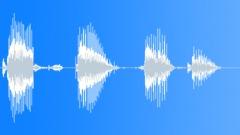 DJ Voice raapia Record 2 Äänitehoste