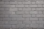 Stock Photo of black bricks