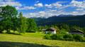 Mountain landscape. Footage