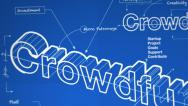 Stock Video Footage of A Blueprint for Crowdfunding