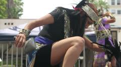 Ritual Dance Stock Footage