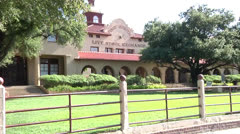 Fort Worth Stock Exchange.mp4 Stock Footage