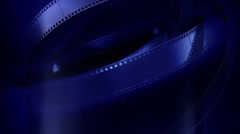 Cinema. Film Stock Footage