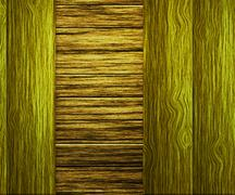 Walnut timber texture Stock Illustration