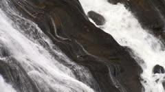 Yellowstone National Park Gibbon Falls 012 06-24-2013 Stock Footage