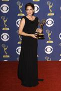 Tina fey.61st primetime emmy awards held at the nokia theatre - press room.lo Stock Photos