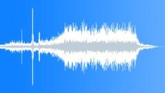Hot water gas geyser Sound Effect