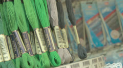 Wool 21 - stock footage