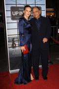 "cheech marin and wife natasha rubin.""up in the air"" los angeles premiere.held - stock photo"