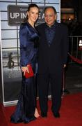 "Cheech marin and wife natasha rubin.""up in the air"" los angeles premiere.held Stock Photos"