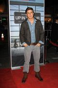 "chris lowell .""up in the air"" los angeles premiere.held at mann village theat - stock photo"