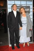 "Eric roberts and wife eliza garrett.""up in the air"" los angeles premiere.held Stock Photos"
