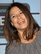 "rhona mitra.""up in the air"" los angeles premiere.held at mann village theatre - stock photo"