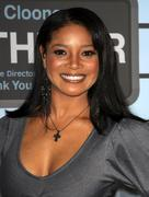"tamala jones.""up in the air"" los angeles premiere.held at mann village theatr - stock photo"